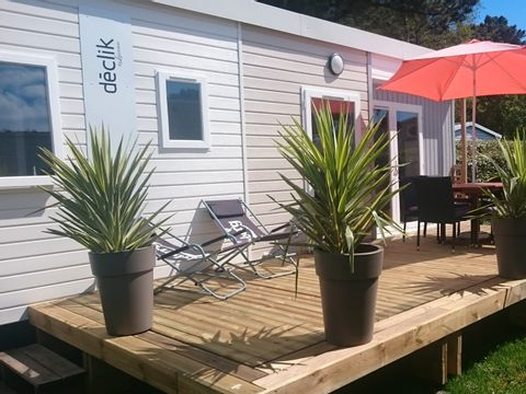 Camping PenHoat Côté Plage - Camping Finistere - Image N°22