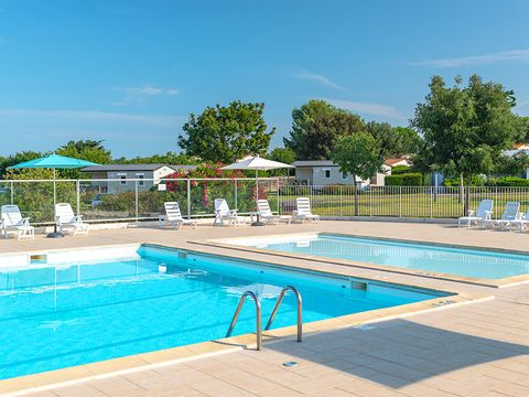 Résidence Fouras - Camping Charente-Maritime