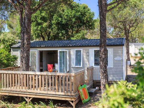 MOBILHOME 6 personnes - CONFORT, Cottage Family
