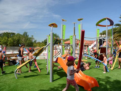 Camping Le Fréjus    - Camping Var - Image N°9