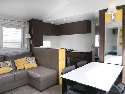 MOBILHOME 6 personnes - Emeraude 3 chambres