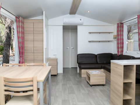 MOBILHOME 7 personnes - Platine (3 chambres)