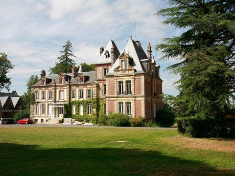 Résidence Le Château de Prêtreville - Camping Calvados - Image N°3