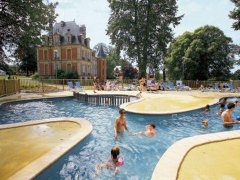 Résidence Le Château de Prêtreville - Camping Calvados - Image N°4