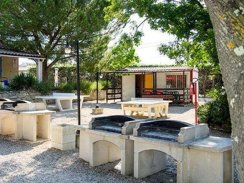 Camping Les Amandiers  - Camping Gard - Image N°12