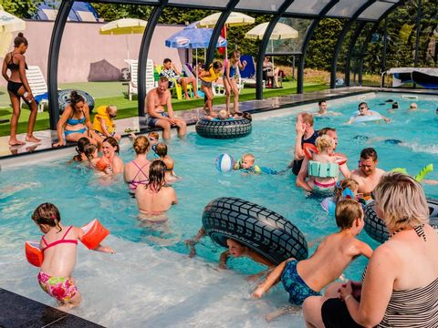 Flower Camping LA STENIOLE - Camping Vosges - Image N°2