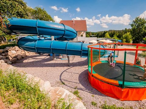 Flower Camping LA STENIOLE - Camping Vosges - Image N°4