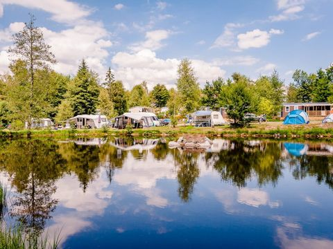 Flower Camping LA STENIOLE - Camping Vosges - Image N°11