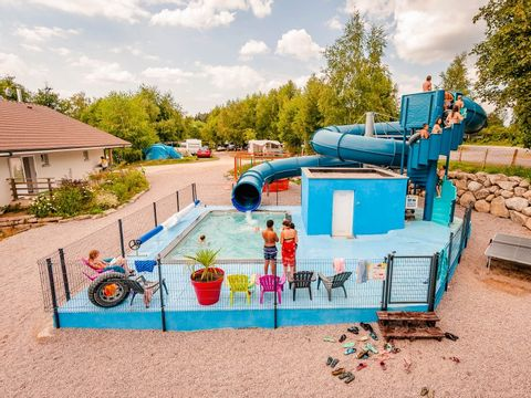 Flower Camping LA STENIOLE - Camping Vosges - Image N°5