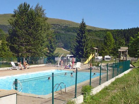 Camping Les 4 saisons - Camping Isere