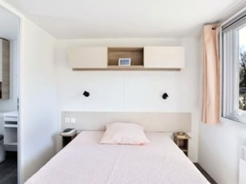 MOBILHOME 6 personnes - Excellence 2 chambres + clim