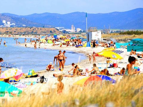 Camping Les Iles D'or - Camping Var