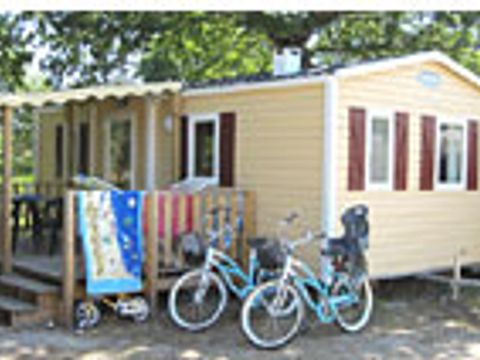 MOBILHOME 6 personnes - Famille
