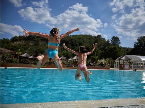 Camping Verdon Parc  - Camping Alpes-de-Haute-Provence - Image N°2
