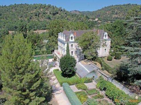 Domaine Chateau Laval - Camping Alpes-de-Haute-Provence - Image N°13