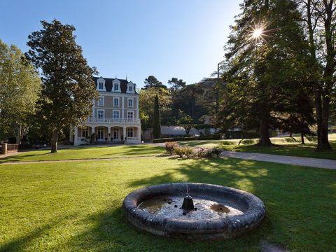 Domaine Chateau Laval - Camping Alpes-de-Haute-Provence - Image N°11