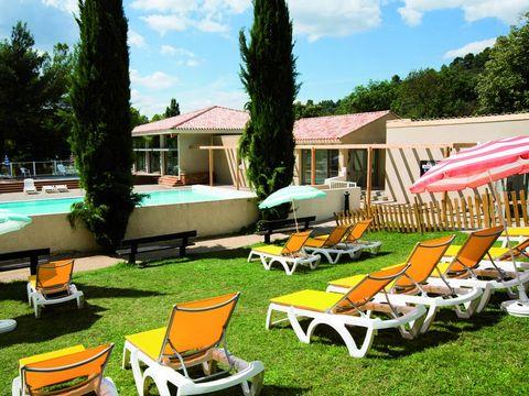 Domaine Chateau Laval - Camping Alpes-de-Haute-Provence - Image N°4