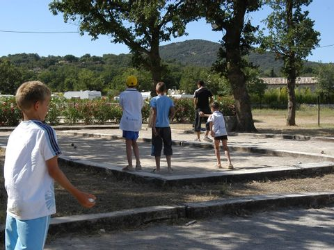 Camping Domaine du Golfe de Saint Tropez  - Camping Var - Image N°10