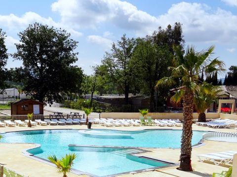 Camping Domaine du Golfe de Saint Tropez  - Camping Var - Image N°4
