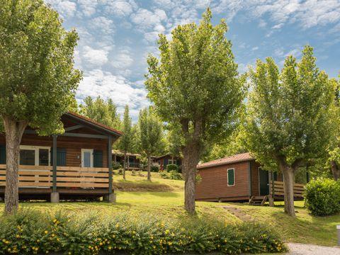 Village de Chalets Auguste Delaune - Camping Pyrenees-Atlantiques - Image N°2