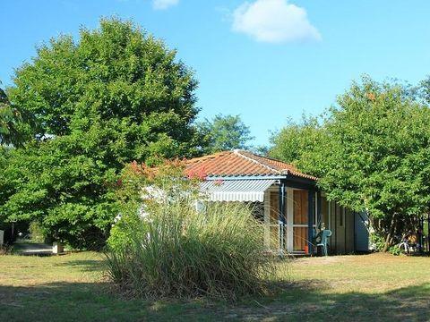 Camping Domaine de l'Herminière - Camping Landes - Image N°3
