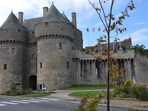 Loire-Atlantique  Camping Domaine de Bréhadour   - Camping Loire-Atlantique - Afbeelding N°17