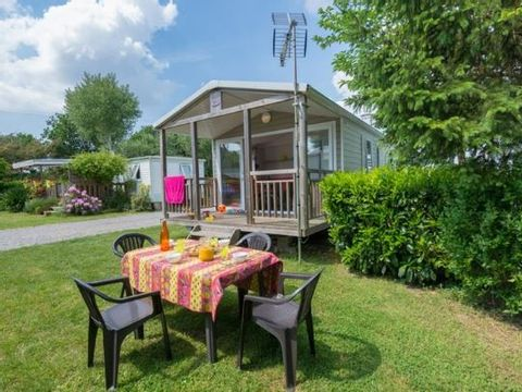 MOBILHOME 4 personnes - 33TP