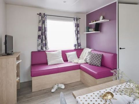 MOBILHOME 4 personnes - Luxe Lo77 30m² 2 chambres
