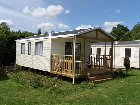 MOBILHOME 6 personnes - Rideau Panama Duo