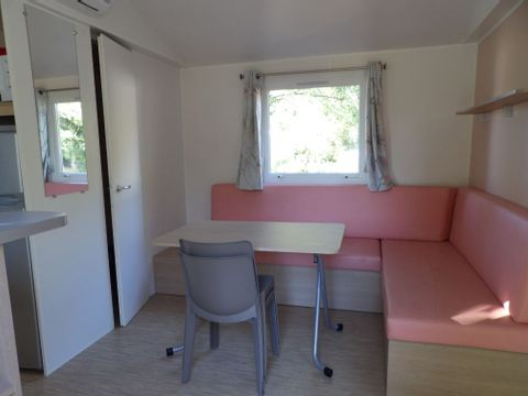 MOBILHOME 6 personnes - Trigano 2 chambres climatisé