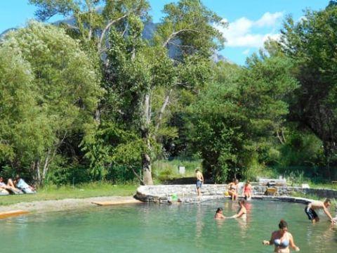 Camping Saint James Les Pins - Camping Hautes-Alpes - Image N°3