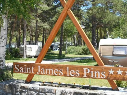 Camping Saint James Les Pins - Camping Hautes-Alpes - Image N°11