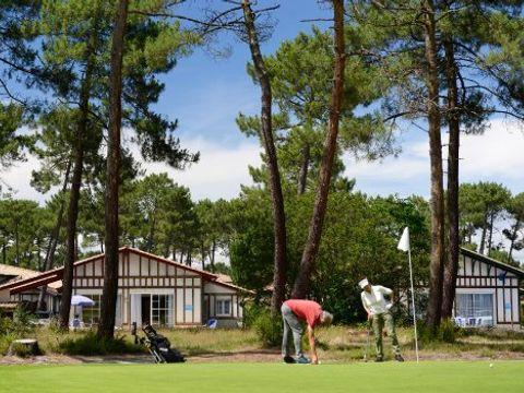 Résidence Prestige Les Greens du Bassin - Camping Gironde - Image N°7