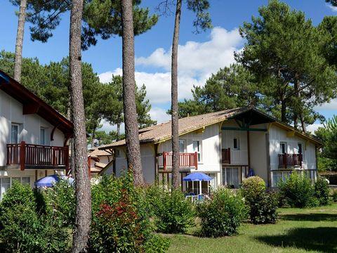 Résidence Prestige Les Greens du Bassin - Camping Gironde - Image N°8