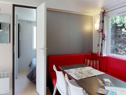 MOBILHOME 6 personnes - MISTRAL