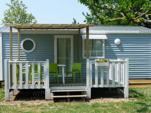MOBILHOME 6 personnes - PROVENCE