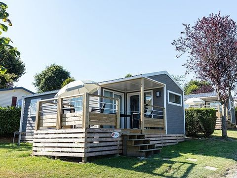 MOBILHOME 6 personnes - COTTAGE +