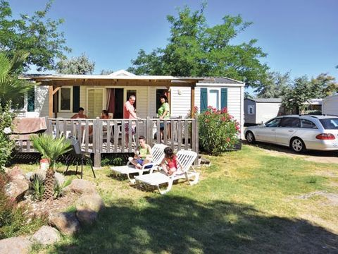 MOBILHOME 6 personnes - Comfort - 3 chambres (6 personnes)