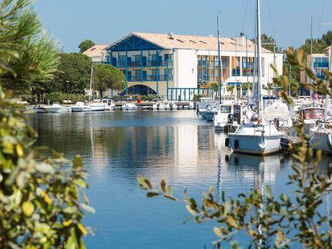 Résidence du Port - Camping Gironde - Image N°8
