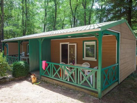 MOBILHOME 4 personnes - Duol