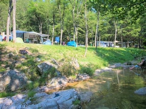 Camping Le Roubreau - Camping Ardeche - Image N°14