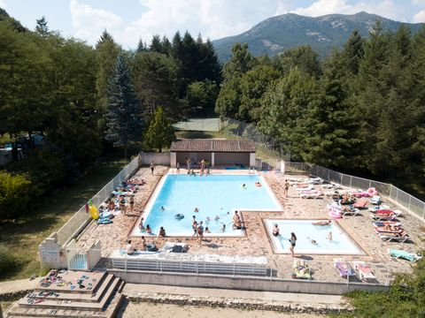 Camping Le Roubreau - Camping Ardeche