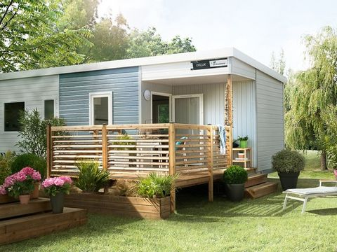 MOBILHOME 6 personnes - Cosy 3 chambres