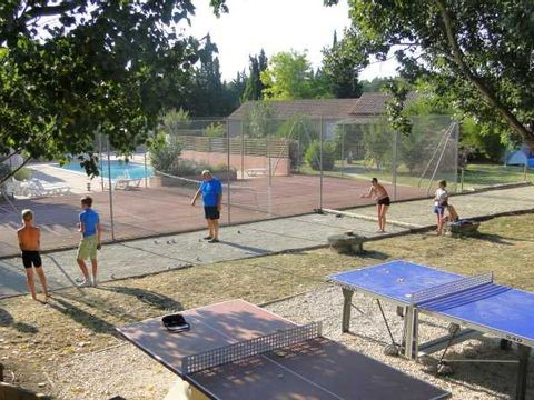 Camping L'Olivier  - Camping Gard - Image N°4
