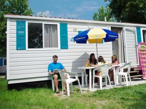 MOBILHOME 5 personnes - Happy Confort