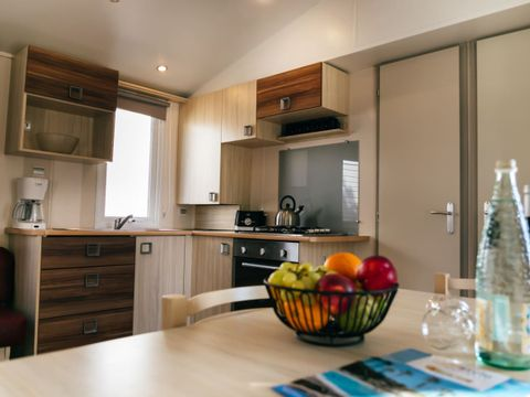 MOBILHOME 6 personnes - Saphir, 2 chambres