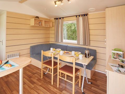 MOBILHOME 7 personnes - Comfort - 2 chambres