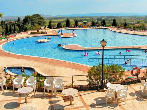Camping Castell Montgri - Camping Gérone - Image N°4