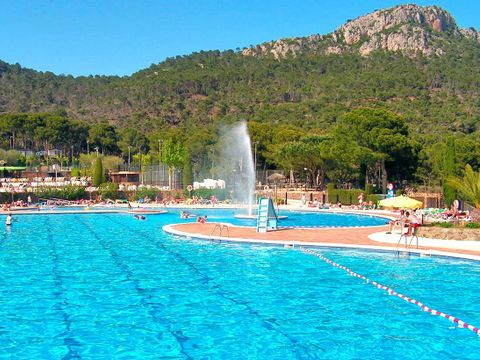 Camping Castell Montgri - Camping Gérone - Image N°3