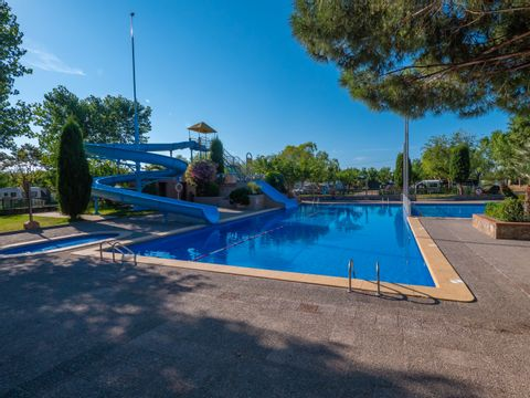 Camping Castell Montgri - Camping Gérone - Image N°9